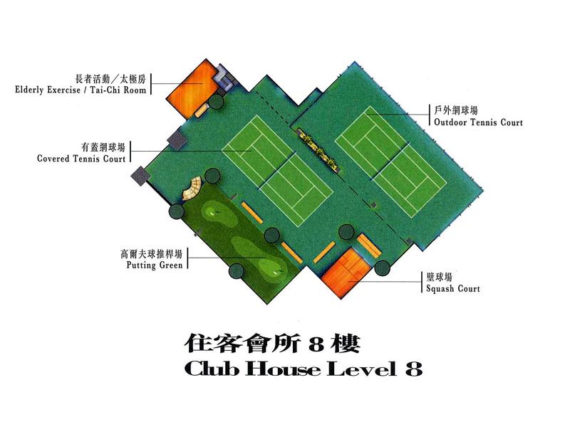 Belcher house layout